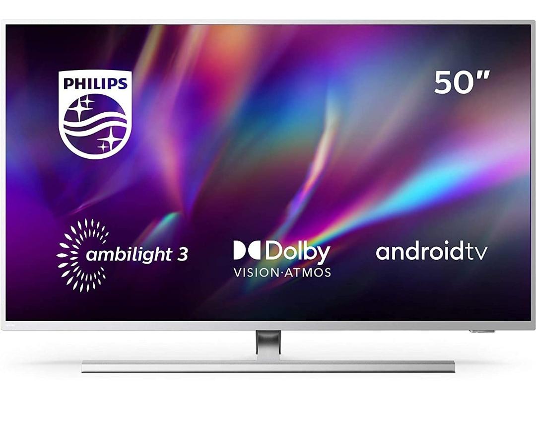 Philips Ambilight 50PUS8505/12 - Televisor Smart TV de 50 Pulgadas