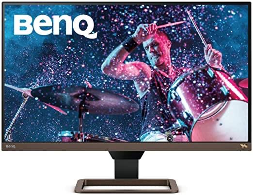"""Monitor BenQ 27"""" IPS 4K HDRi por solo 350€"""