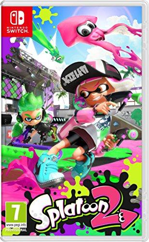 Splatoon 2, Edición Estándar - Nintendo Switch