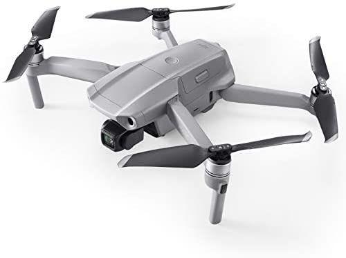 DJI Mavic Air 2 Drone Quadcopter UAV con Cámara de 48MP 4K Video 1/2 Pulgadas CMOS Sensor de Cardán de 3 Ejes
