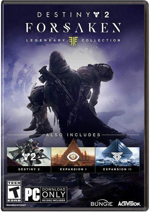Destiny 2 Forsaken - Legendary Collection PC