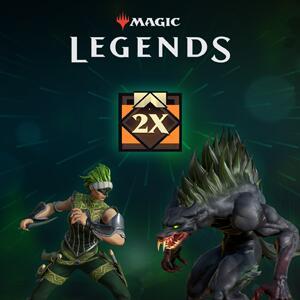Magic: Legends - Paquete de inicio Planeswalker de Epic