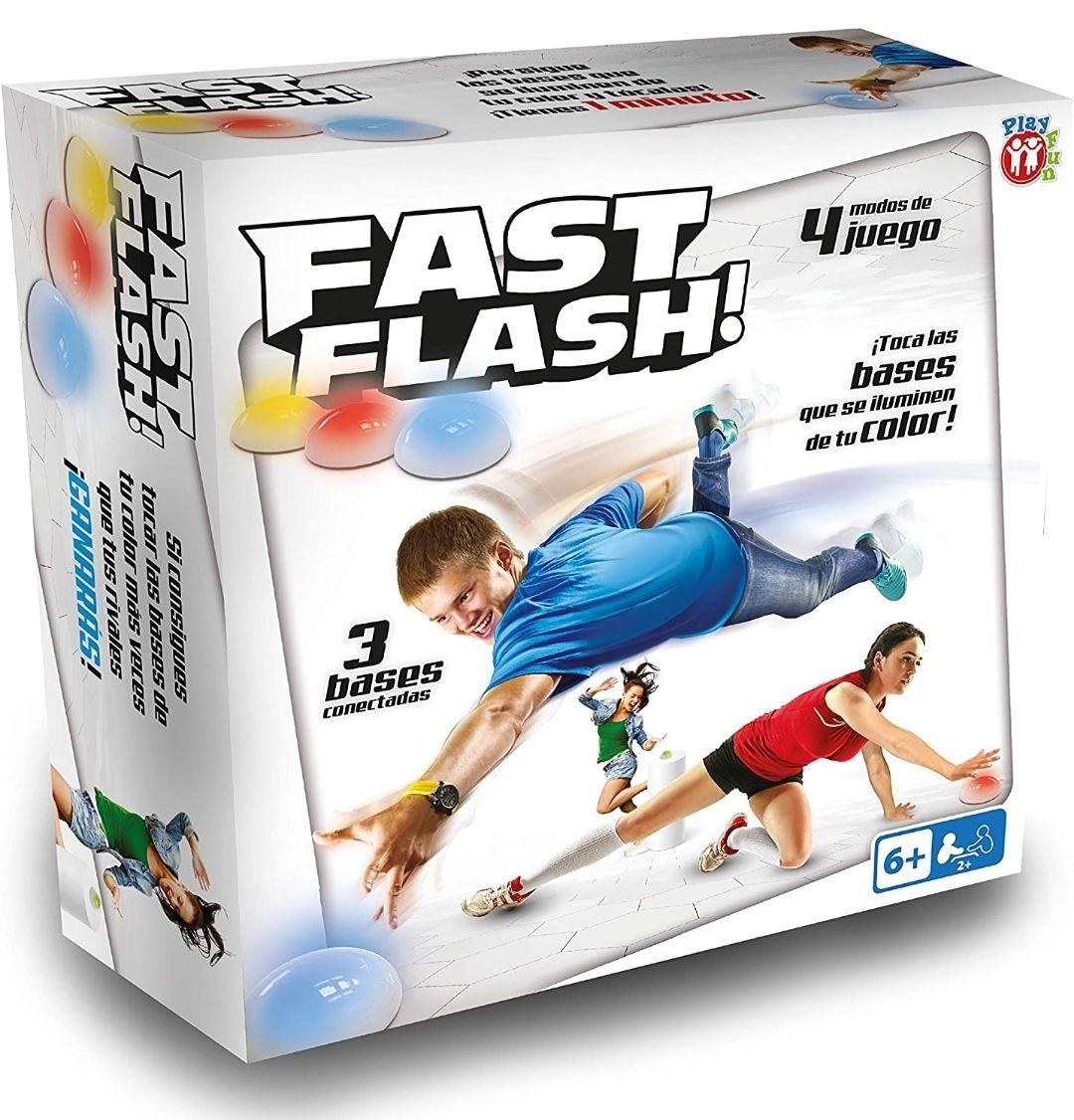 Fast Flash, Juego de habilidad