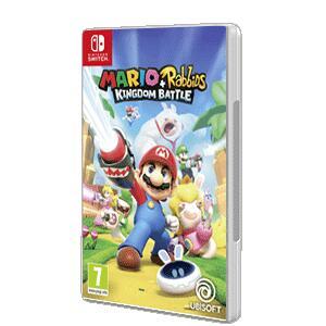 Mario + Rabbids Kingdom Battle para Switch