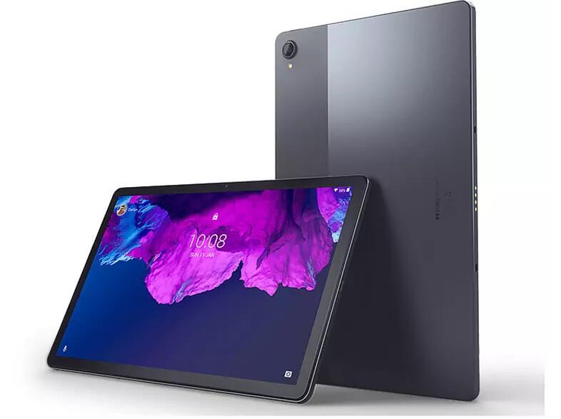 "Tablet - Lenovo Tab P11, 128 GB, Gris, WiFi, 11"", 2K UltraWide QHD, 4 GB RAM, Snapdragon™ 662, Android 10"