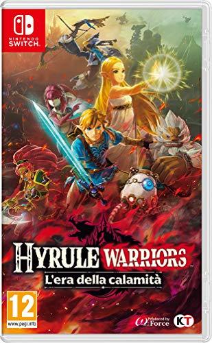 Hyrule Warriors: L'era Della calamità - Nintendo Switch [Importación italiana] _REACONDICIONADO