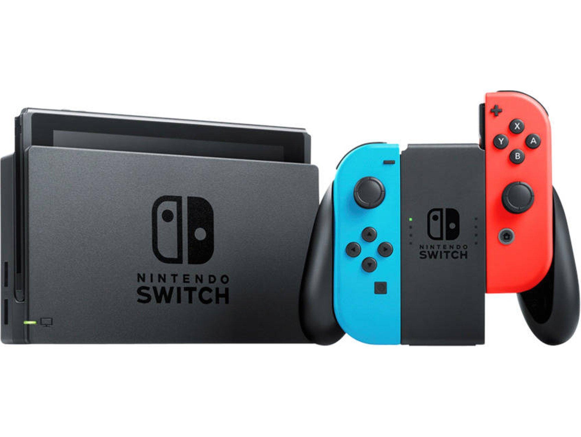 Nintendo switch Worten