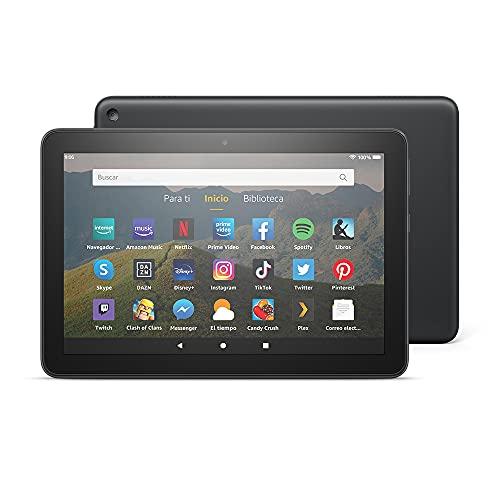Tablet Fire HD8 por 54,99€ y Fire HD10 por 84,99€ y más