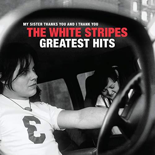 The White Stripes Greatest Hits Vinilo