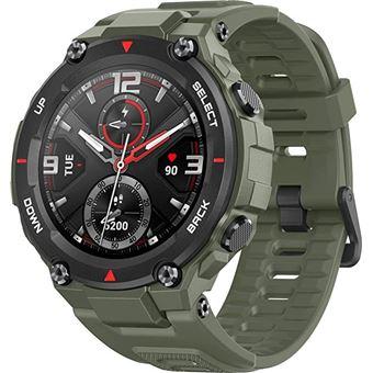 Reloj Deportivo Xiaomi Amazfit T-Rex Army Green