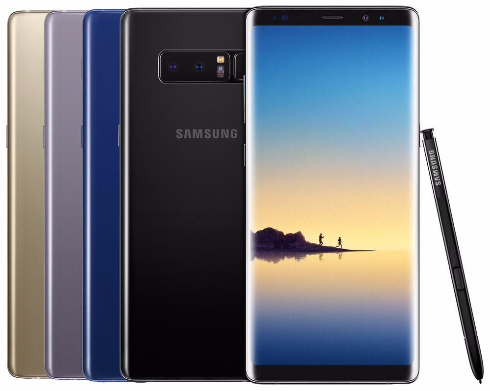 Samsung Galaxy Note 8 [REACO]