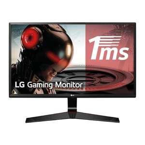 "Monitor LG 23,8"" Full HD / IPS / 1ms / 75 Hz solo 87€"