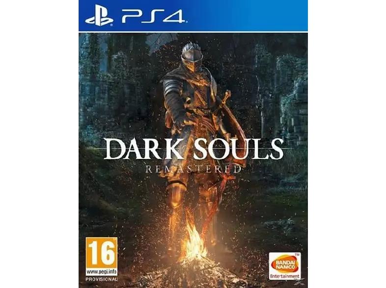PS4 Dark Souls: Remastered