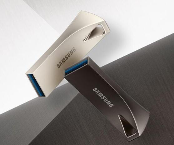 Pen USB SAMSUNG Bar Plus (64 GB - USB 3.1) 10,99€ - 128 GB - 18,99€