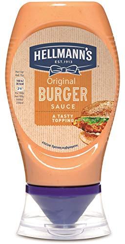 3 x Hellmann's Burger por 2,34€ (0,78€/ud)