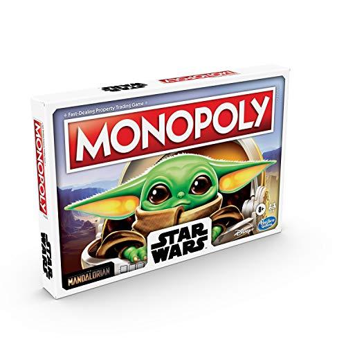 Monopoly Star Wars, edición The Mandalorian