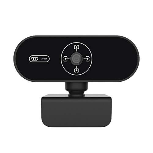 Webcam PC Full HD 1080P con Micrófono, por 7,99€