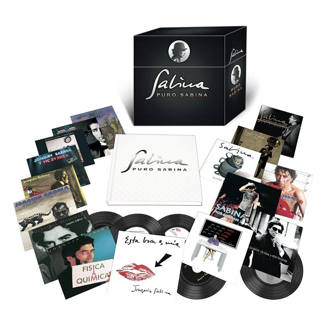 Puro Sabina (Caja Especial, 19 cd's)