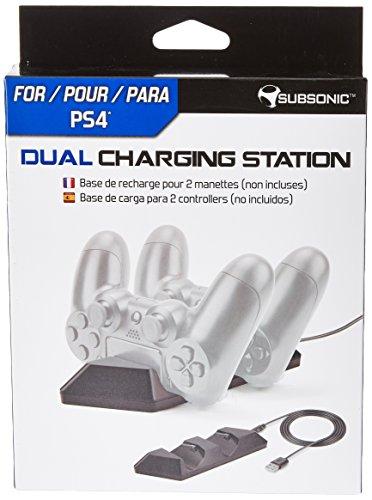 Estación de carga dual PS4
