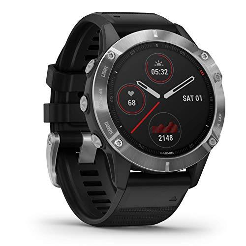 Garmin fēnix 6 - Reloj GPS multideporte definitivo con sensores. Por 359,21€