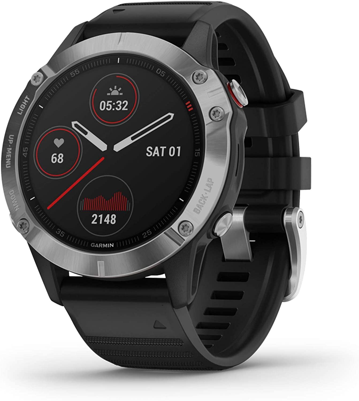 Fenix 6 Reloj Multideportes solo 359€