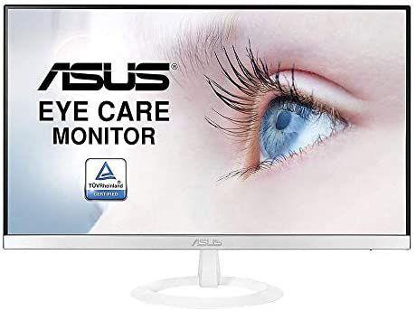"ASUS VZ249HE-W - Monitor fino de 23.8"" Full HD (1920x1080, IPS, LED, 5 ms) Blanco"
