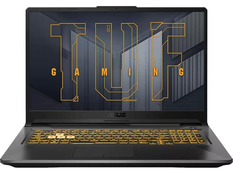 "Asus TUF FA706QM-HX001, 17.3"" FHD 144HZ, AMD Ryzen 7 5800H, 16 RAM, 1 TB SSD, RTX 3060"