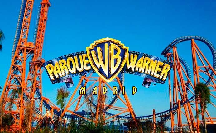40% de descuento Parque Warner