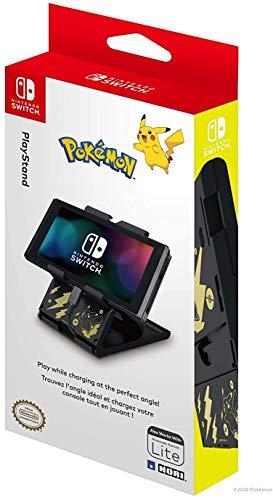 PlayStand Pikachu para Nintendo Switch por sólo 7,27€ y Zelda por 7,99€