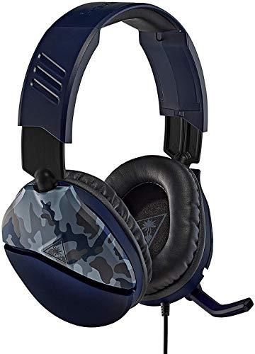Auriculares Gaming Turtle Beach Recon 70X Camuflaje Azul
