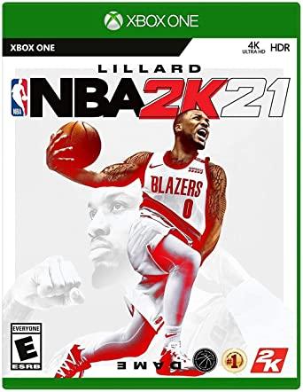 NBA 2K21 para Xbox One y Series X|S con Gold, desde Microsoft TR