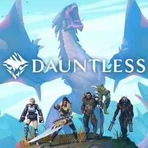 Dauntless - 7 recompensas para PC, XBOX, PLAYSTATION Y NINTENDO SWITCH