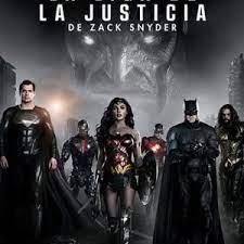 La Liga de la Justicia de Zack Snyder UHD(4k)