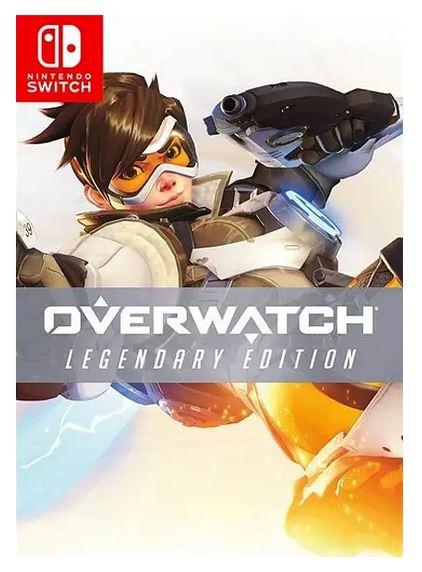 Overwatch Legendary Edition para Nintendo Switch en MediaMarkt