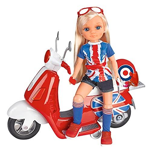 Nancy, un día de moto en Londres