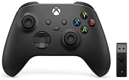 Mando Inalámbrico Xbox + Adaptador inalámbrico