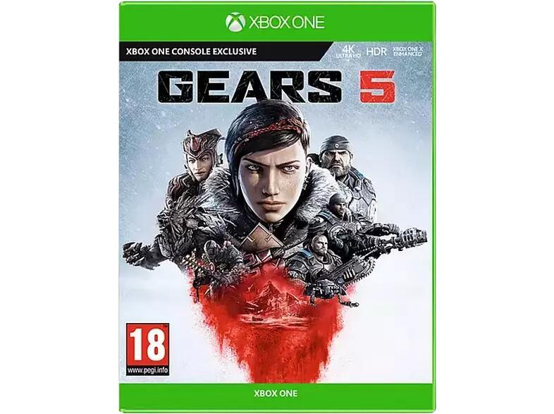 Gears 5 para Xbox por 7,99€ || Minecraft Dungeons: Hero Edition por 6,99€ (código)
