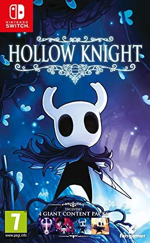 Hollow Knight Switch (Amazon) + otros juegos (ImpactGame)
