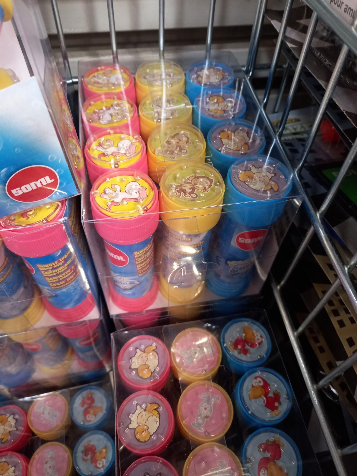 Paquete Botes Pompas (Carrefour Macarena)