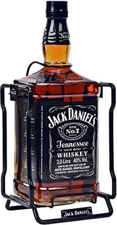 Jack Daniel 's Tennessee Whiskey 3L Balancín