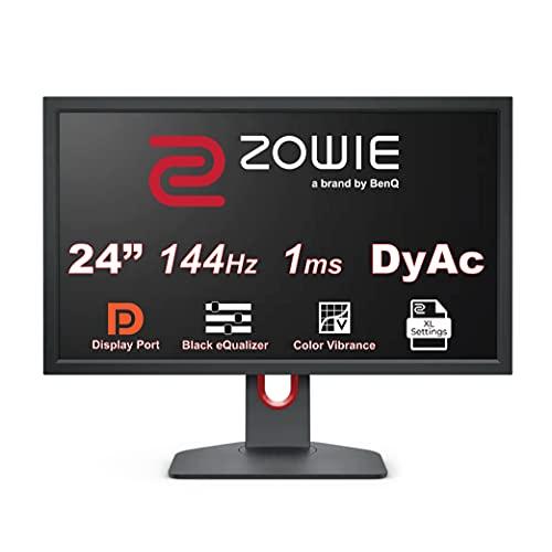 "BenQ ZOWIE XL2411K - Monitor Gaming de 24"" FHD 144 Hz, 1080p, 1 ms"