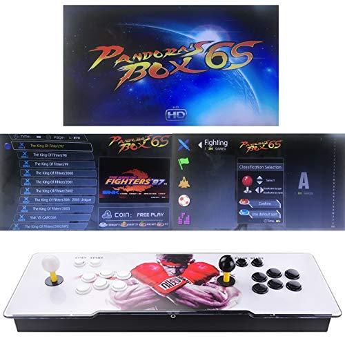 TAPDRA Classic Arcade - Pandora Box 6S