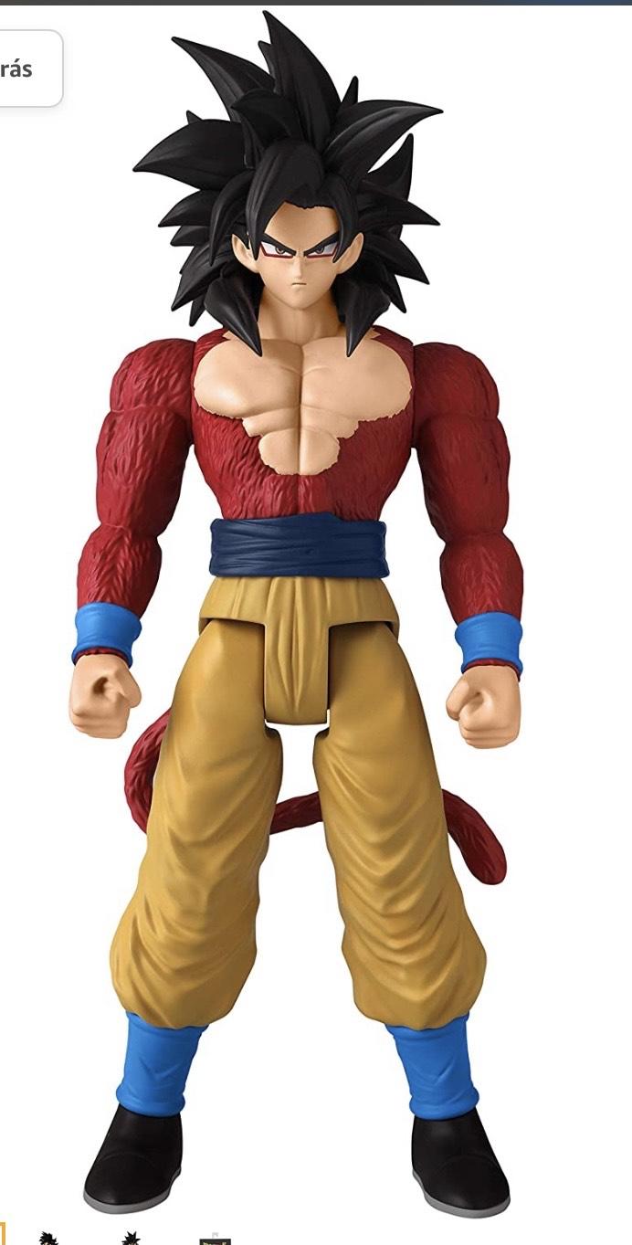 Figura Limit Breaker Series - Goku Super Saiyan 4
