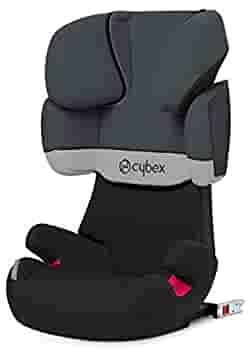 Cybex Silver Solution X-Fix Silla de Coche Grupo 2/3 (15-36 kg)