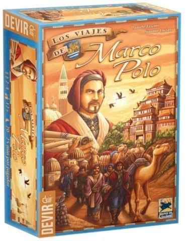 Marco Polo - Juego de Mesa