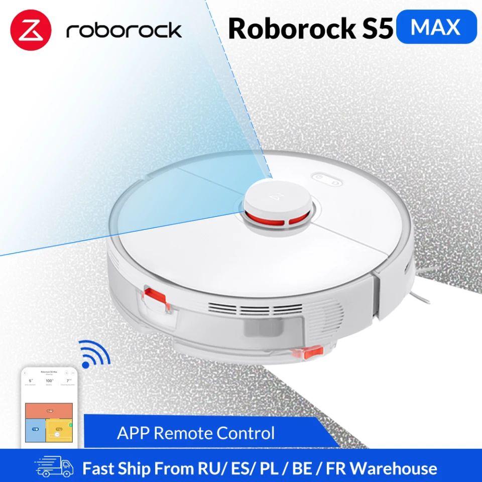 Roborock S5 Max desde España