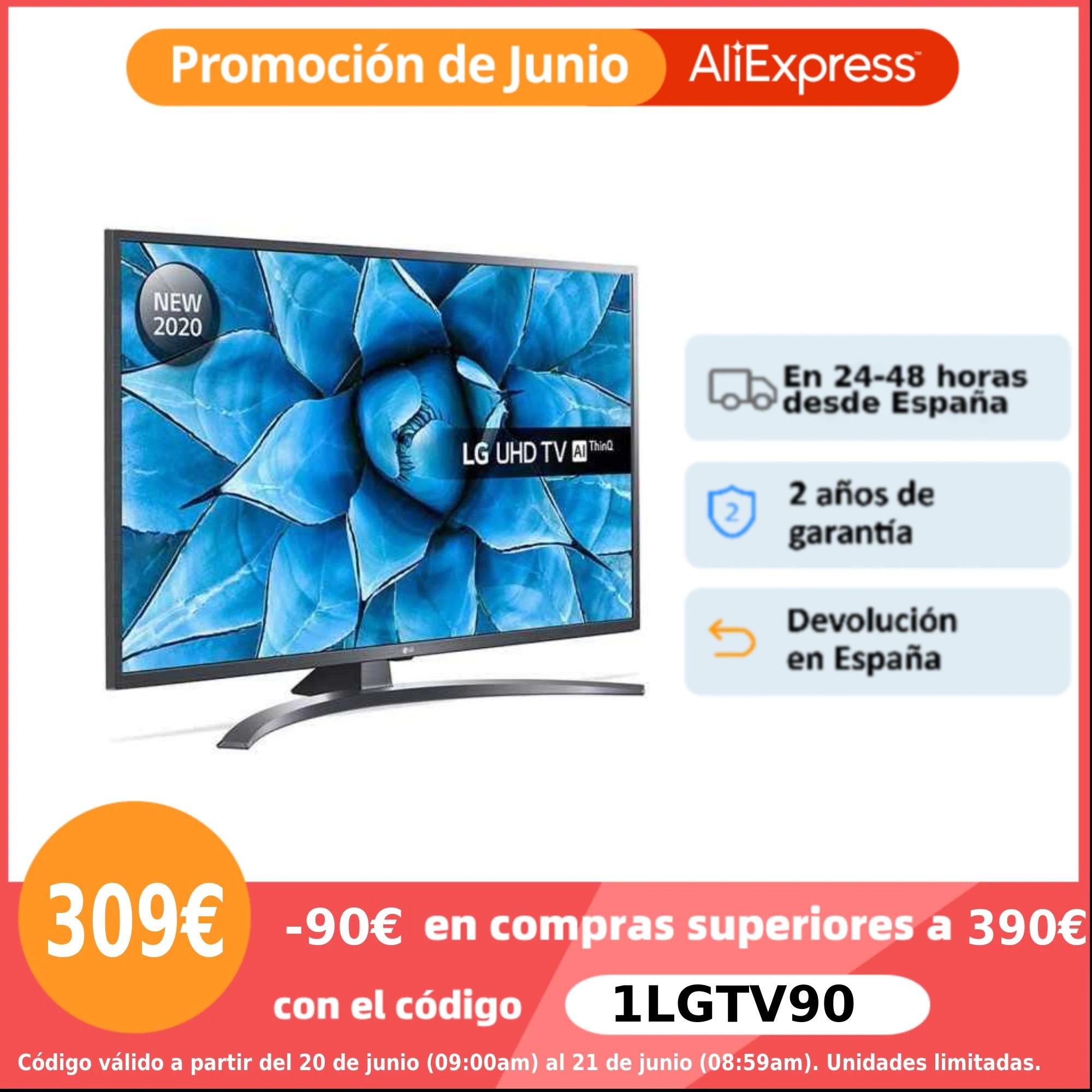 """Televisor LG Serie 7 50"""""""