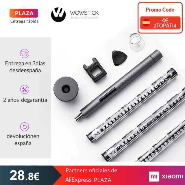 Wowstick-Mini destornillador eléctrico 1F Pro
