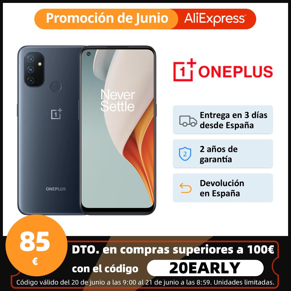 ONEPLUS Nord N100 4/64GB desde España
