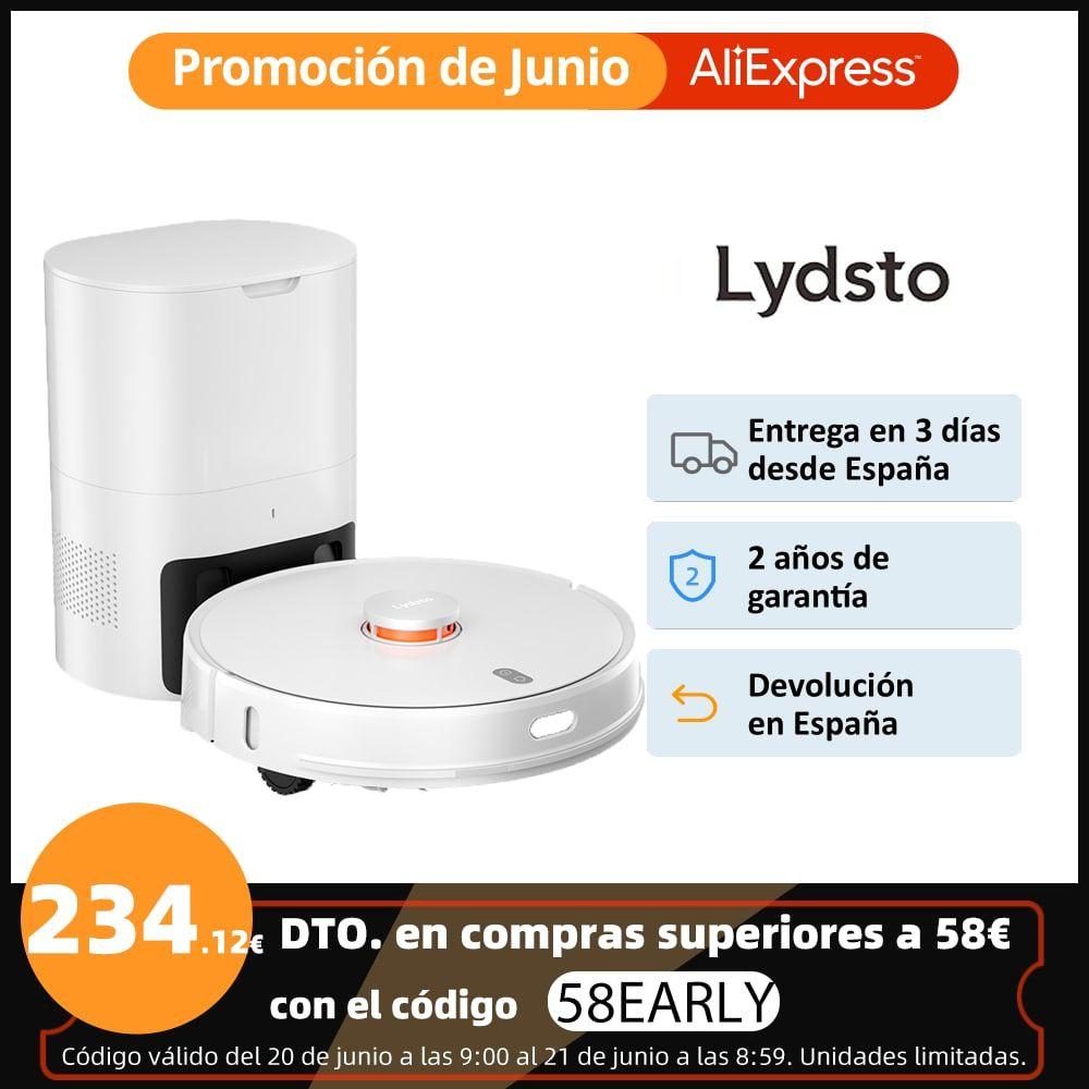 Lydsto R1 Robot aspirador (Desde España)